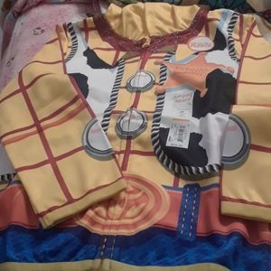 NWT Disney Collectible Fleece Hoodie size 4T